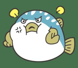 Sea Friends sticker #169352