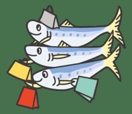 Sea Friends sticker #169357