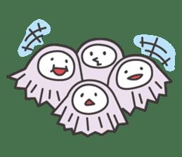 Sea Friends sticker #169359