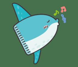 Sea Friends sticker #169363