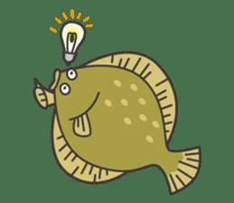 Sea Friends sticker #169365