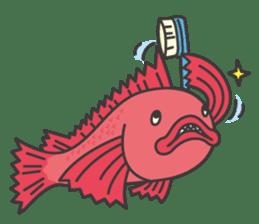 Sea Friends sticker #169366