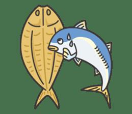 Sea Friends sticker #169367