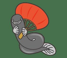 Sea Friends sticker #169368
