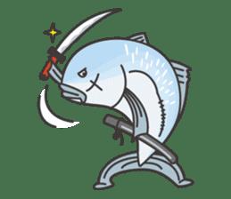 Sea Friends sticker #169370