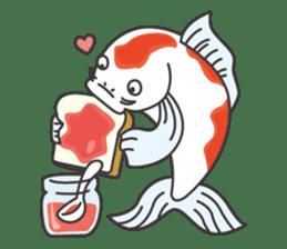 Sea Friends sticker #169374