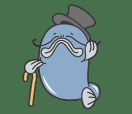 Sea Friends sticker #169375