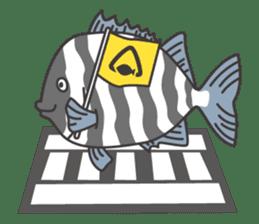 Sea Friends sticker #169376