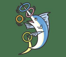 Sea Friends sticker #169378