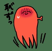 alpaca & octopus sticker #169423