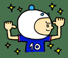 Football Panda sticker #170071
