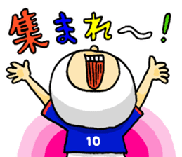 Football Panda sticker #170072