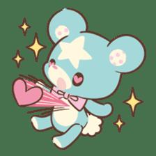 KumaStar sticker #170192