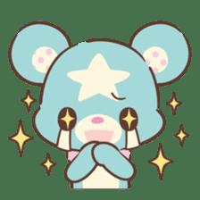 KumaStar sticker #170194