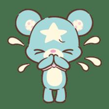 KumaStar sticker #170207