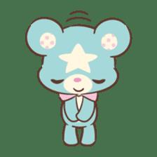 KumaStar sticker #170226