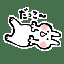 usako stamp sticker #170876