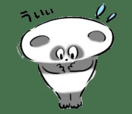 Bear&Panda sticker #170883