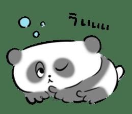 Bear&Panda sticker #170891