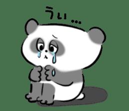Bear&Panda sticker #170893