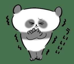 Bear&Panda sticker #170899
