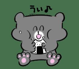 Bear&Panda sticker #170902