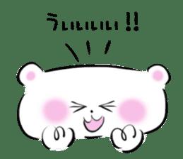 Bear&Panda sticker #170916