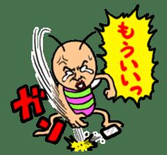 KIDOKUMUSHI sticker #170973