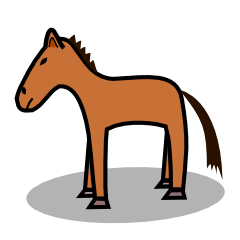 Everyday horse