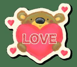 Shikakuma-chan and Marukuma-chan sticker #171239