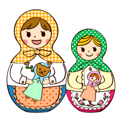 Together with MATRYOSHKA DOLL