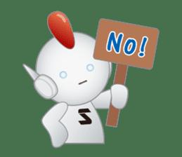 Mr. SENQ sticker #171351