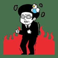 Toriyama Chunko San sticker #172165