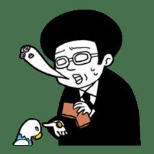 Toriyama Chunko San sticker #172177