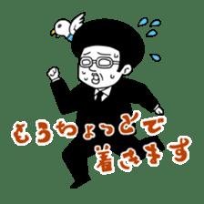 Toriyama Chunko San sticker #172185