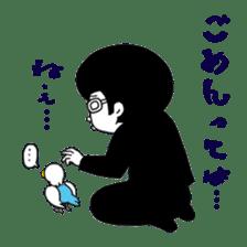 Toriyama Chunko San sticker #172191
