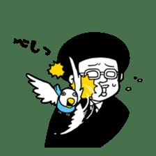 Toriyama Chunko San sticker #172198