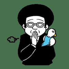 Toriyama Chunko San sticker #172199