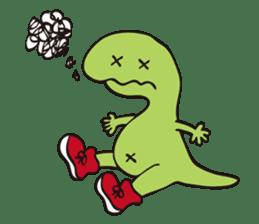 T-Rex And Friendz! sticker #172210