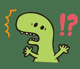 T-Rex And Friendz! sticker #172217