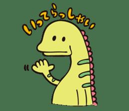 T-Rex And Friendz! sticker #172219
