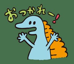 T-Rex And Friendz! sticker #172225