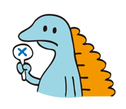 T-Rex And Friendz! sticker #172236