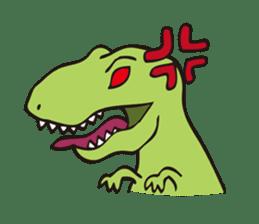 T-Rex And Friendz! sticker #172238