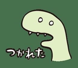 T-Rex And Friendz! sticker #172239