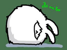 Angorabbit sticker #172404