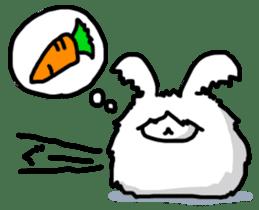 Angorabbit sticker #172406
