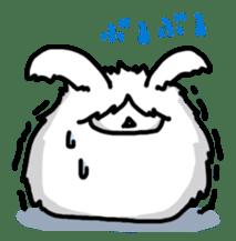 Angorabbit sticker #172410