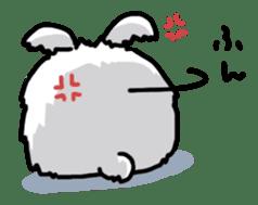 Angorabbit sticker #172411