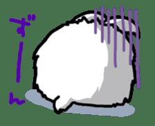 Angorabbit sticker #172412